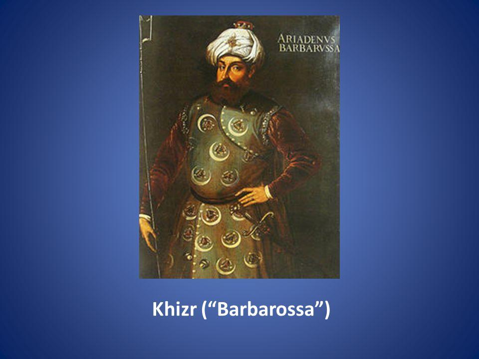 Khizr ( Barbarossa )