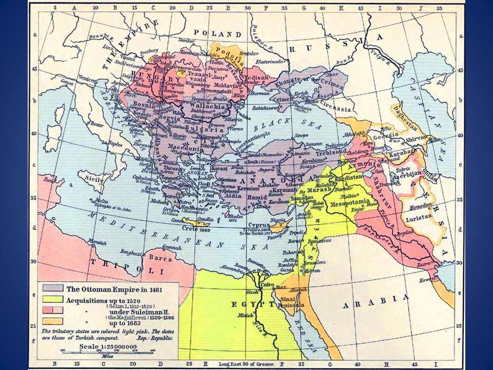 Ottomans & Safavids