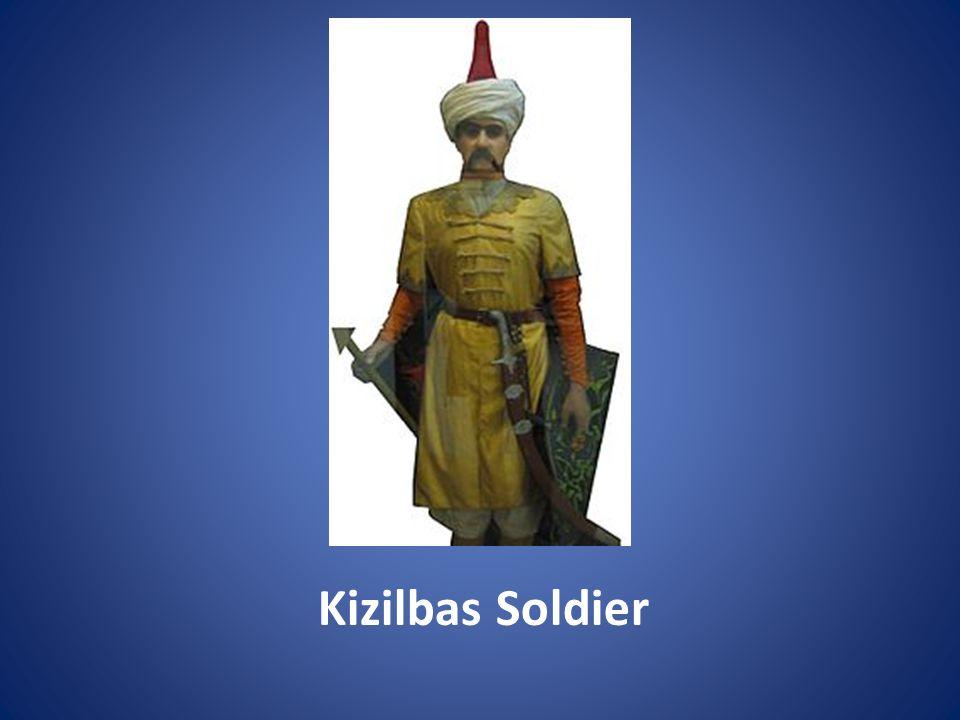 Kizilbas Soldier
