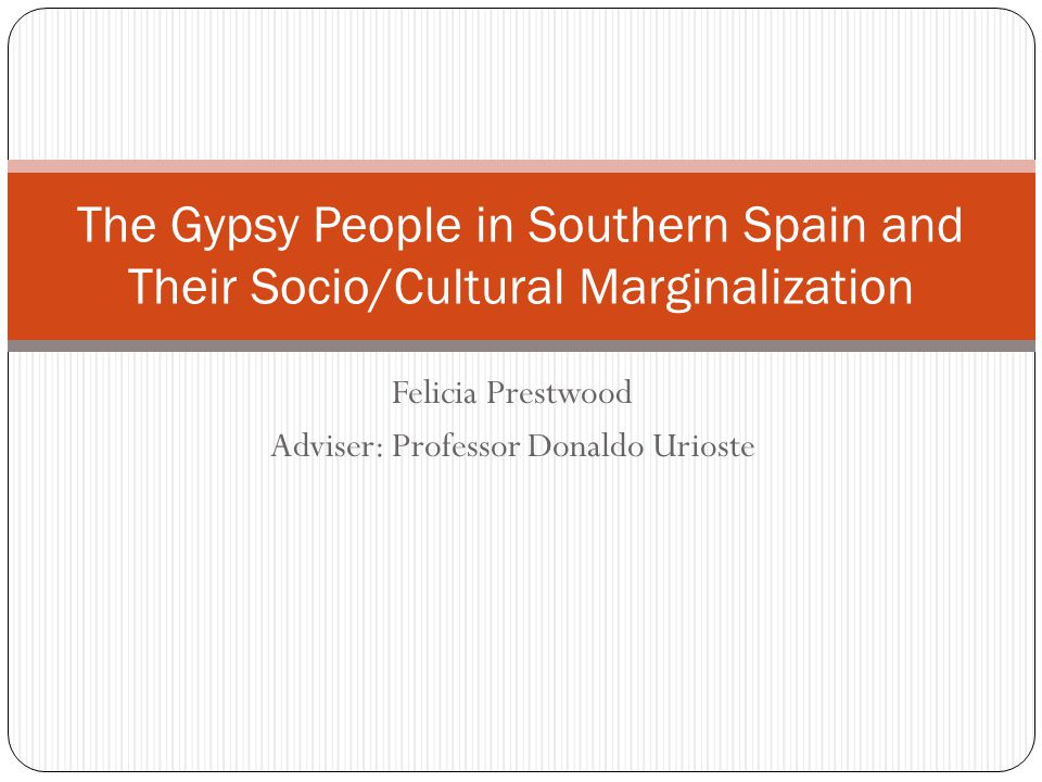 Economic Crisis The economic crisis greatly affects the Gypsies in Spain Surprise Evictions