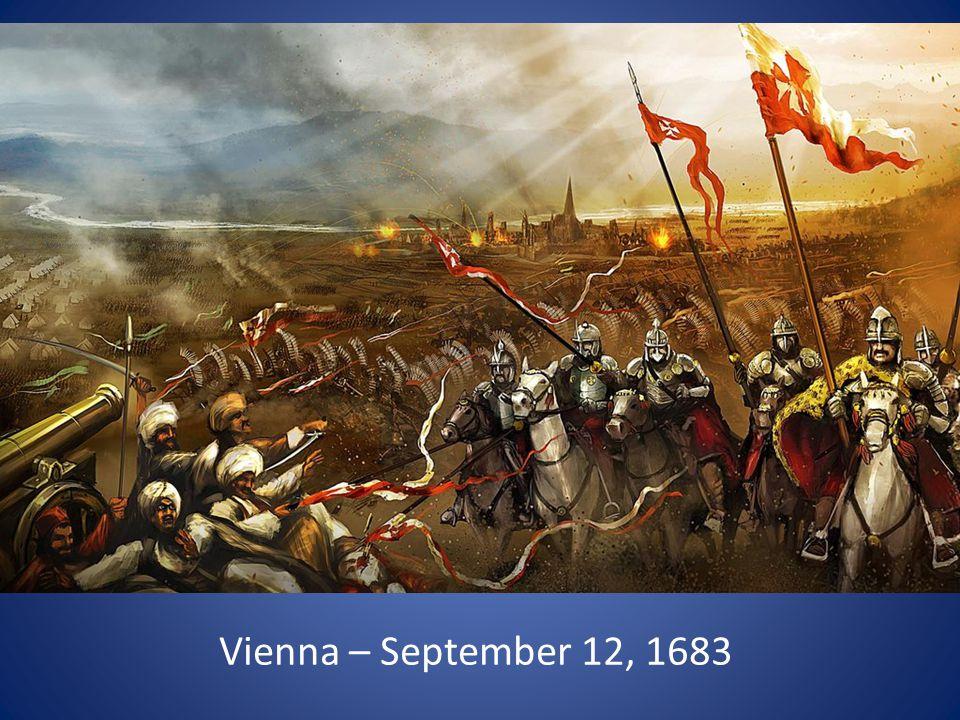Vienna – September 12, 1683