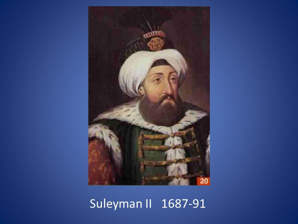 Suleyman II 1687-91