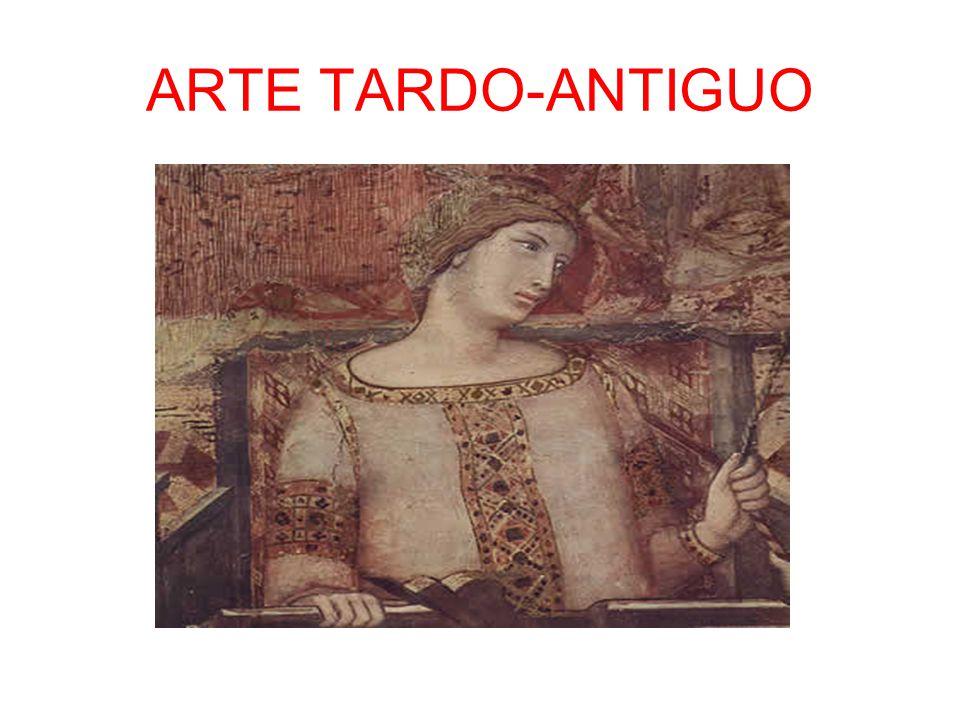 ARTE TARDO-ANTIGUO