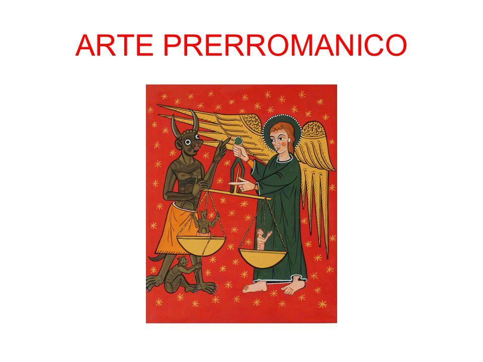 ARTE PRERROMANICO