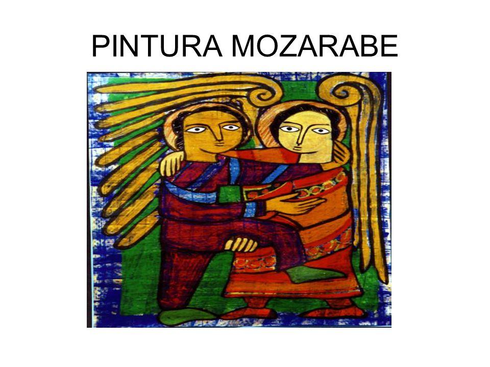 PINTURA MOZARABE