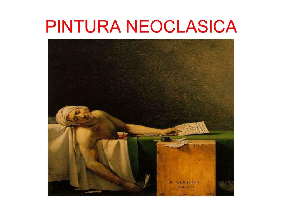 PINTURA NEOCLASICA