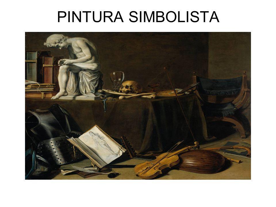 PINTURA SIMBOLISTA