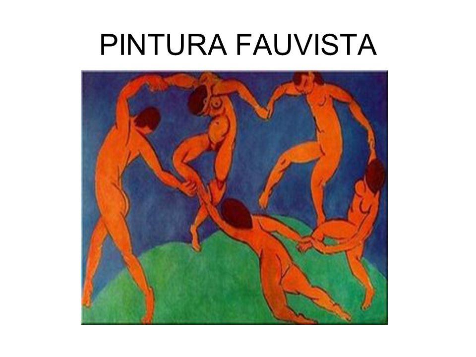 PINTURA FAUVISTA