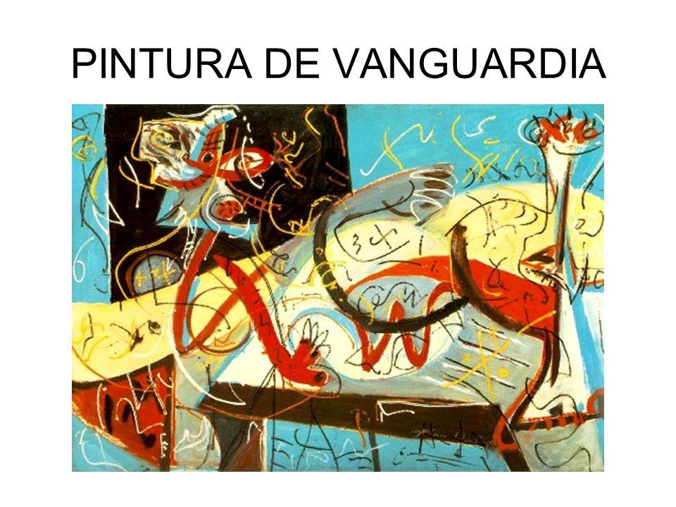 PINTURA DE VANGUARDIA
