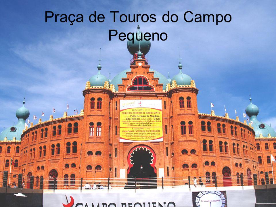Praça de Touros do Campo Pequeno