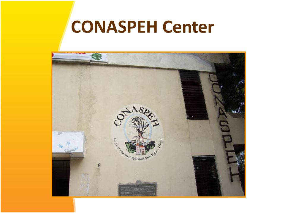 CONASPEH Center