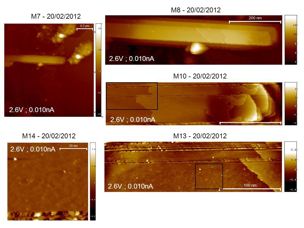 M7 - 20/02/2012 M8 - 20/02/2012 M10 - 20/02/2012 M13 - 20/02/2012M14 - 20/02/2012 2.6V ; 0.010nA
