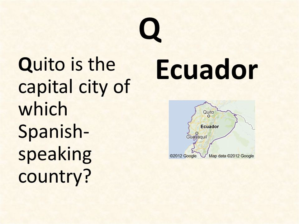 Which P is the odd one out? c)Los Paradores They are luxury hotels in Spain. The other two are mountain ranges in Spain