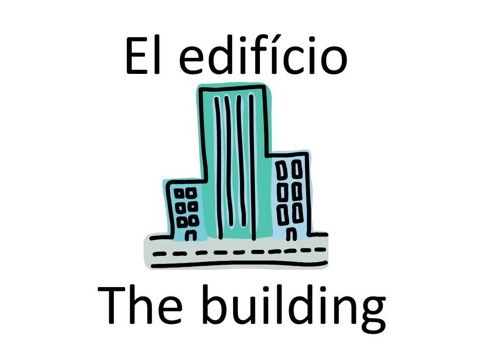 El edifício The building