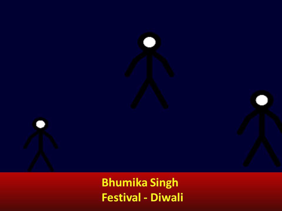 Bhumika Singh Festival - Diwali
