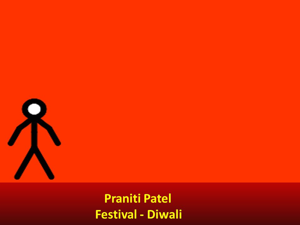 Praniti Patel Festival - Diwali