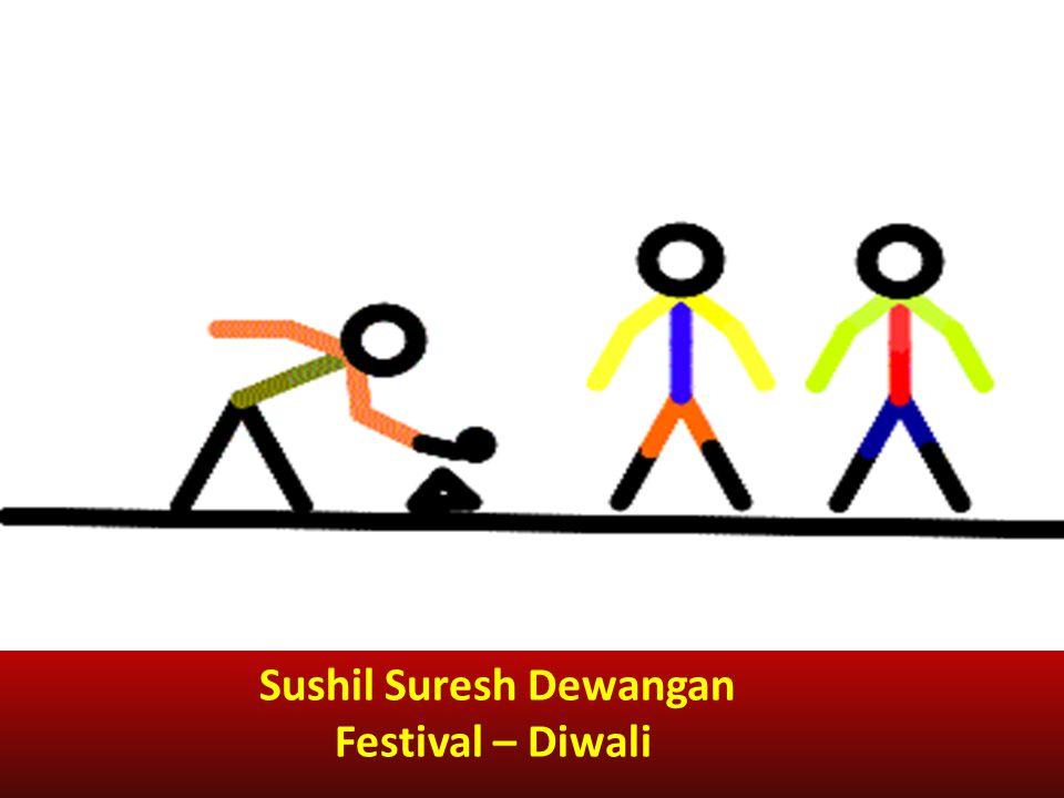 Sushil Suresh Dewangan Festival – Diwali