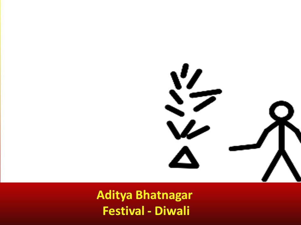 Aditya Bhatnagar Festival - Diwali