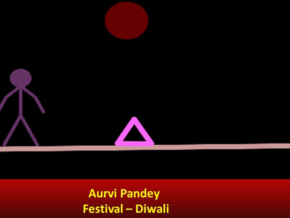 Aurvi Pandey Festival – Diwali