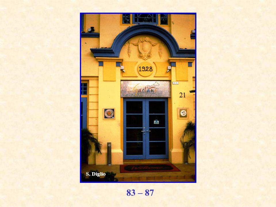 83 – 87 S. Diglio