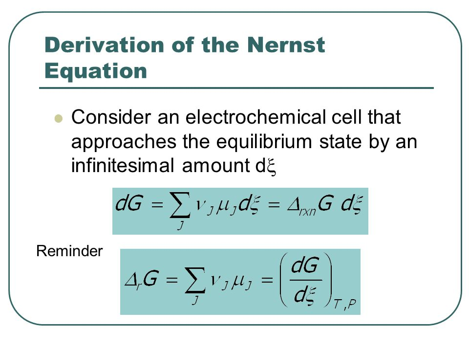 The Transport Numbers How is the charge carried at the interface of the cells.