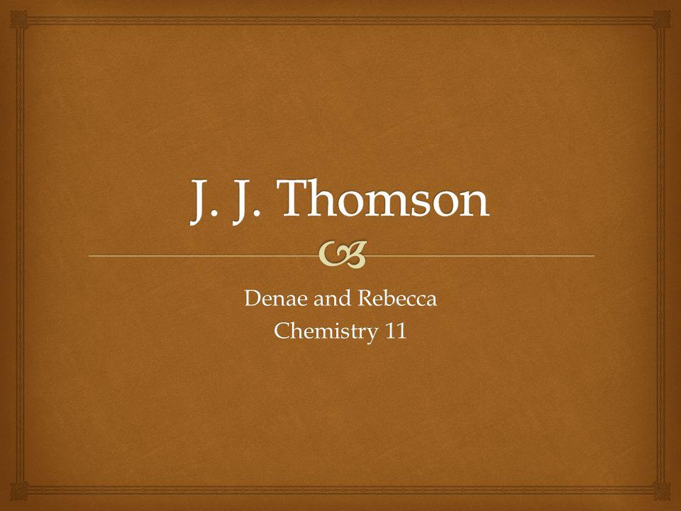 Denae and Rebecca Chemistry 11