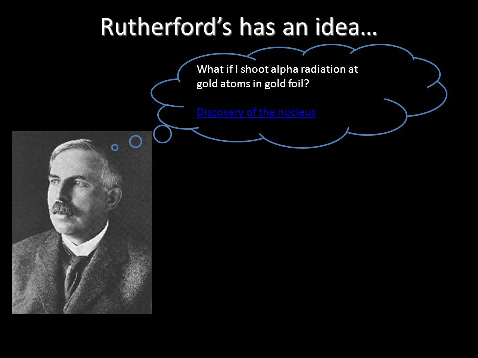 """Ernest Rutherford's (1871-1937)  electrons embedded in a positive pudding. Where exactly are those electrons? Thomson's Theory: """"Plum Pudding""""  Shoo"""