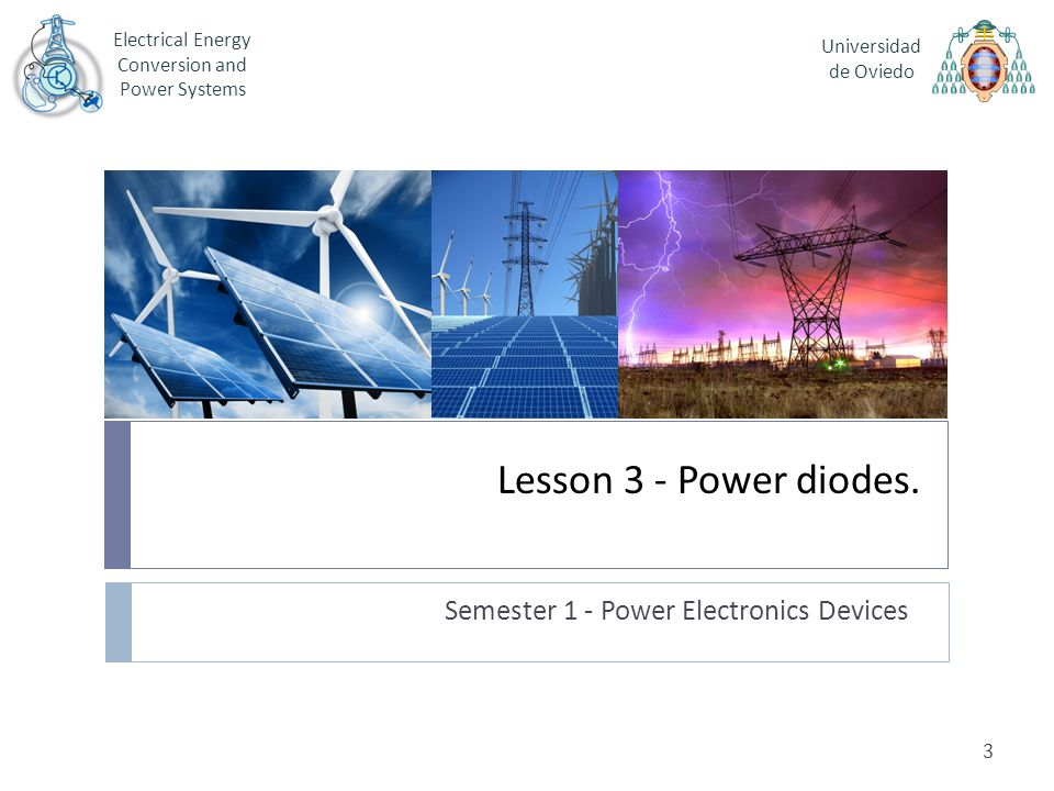 4 Outline The main topics to be addressed in this lesson are the following:  Review of diode operation.