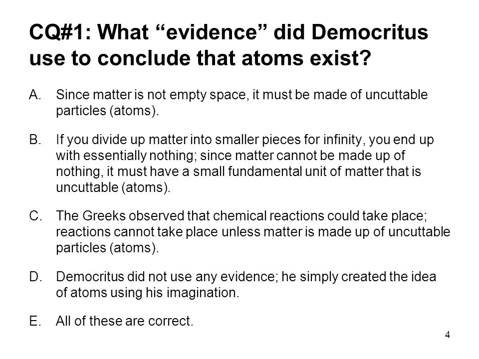 CQ#6: How is it possible that the atomic number increases in order, yet the atomic masses do not.