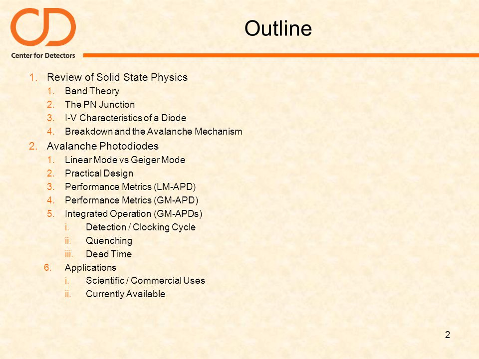 Review of Solid State Physics 3
