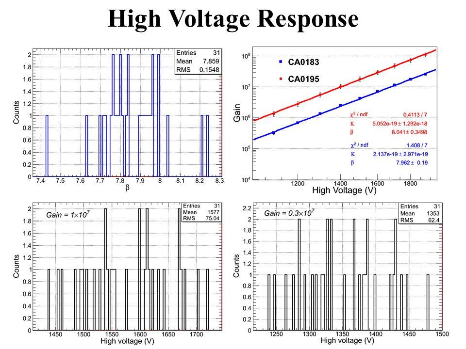 High Voltage Response