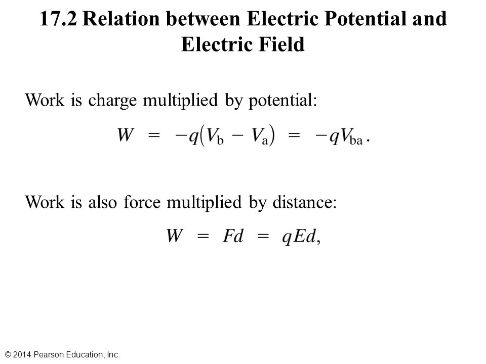 17.7 Capacitance A capacitor consists of two conductors that are close but not touching.