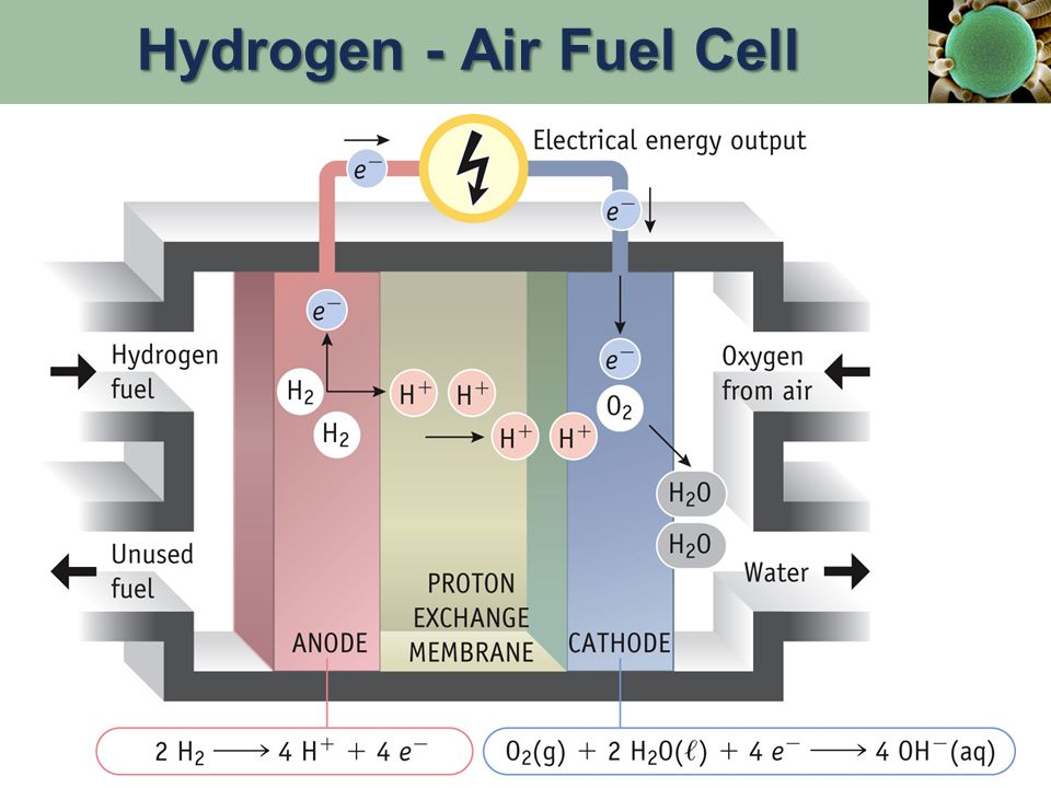 Hydrogen - Air Fuel Cell