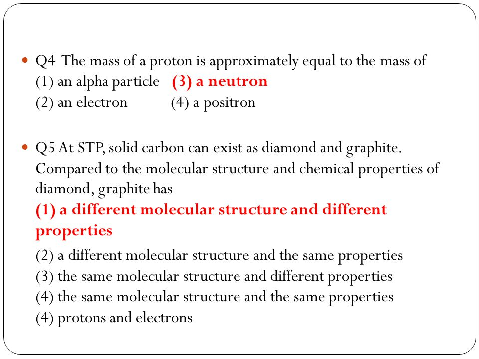 Q6 Which Group 14 element is classified as a metal.