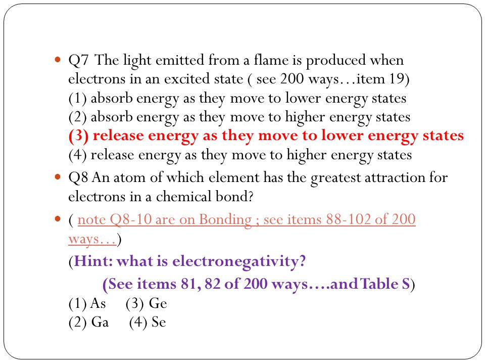 An atom in an excited state has an electron configuration of 2-7-2.