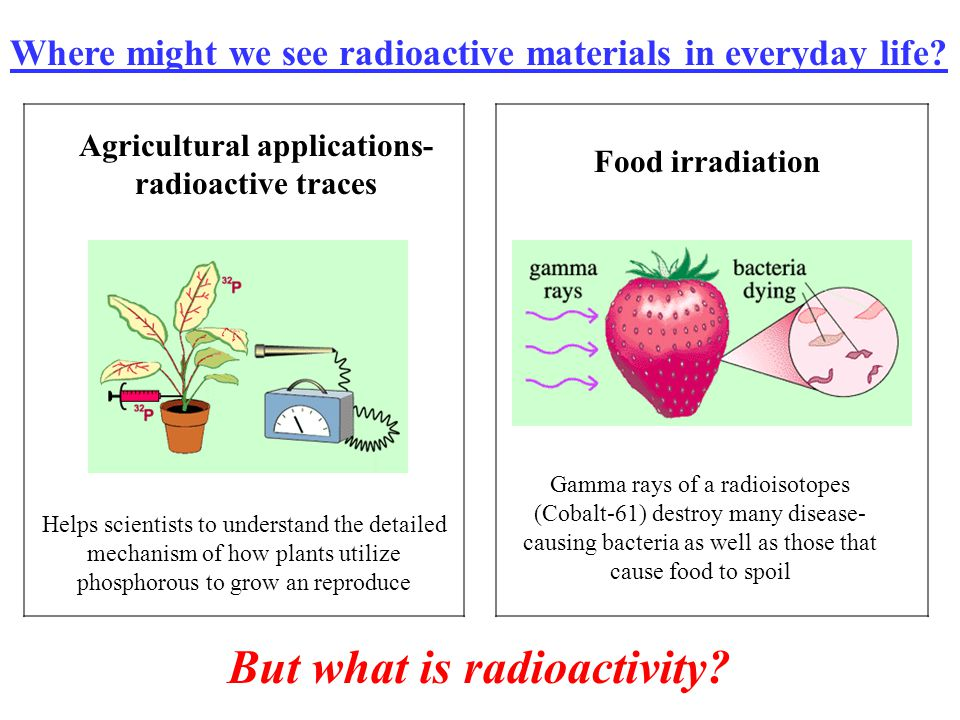Kinetics of Nuclear Decay  Radioactive decay processes and many chemical reactions show a direct correlation between the rate of reaction and the amount of reactant present.