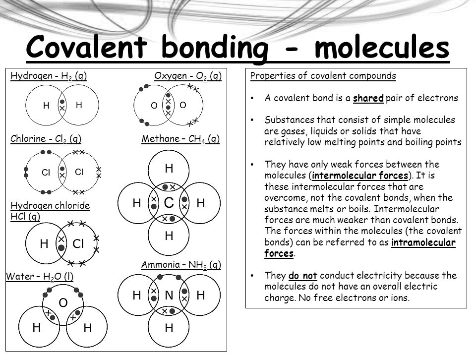 10 Questions Covalent bonding - molecules 1.Do covalent bonds transfer or share electrons.