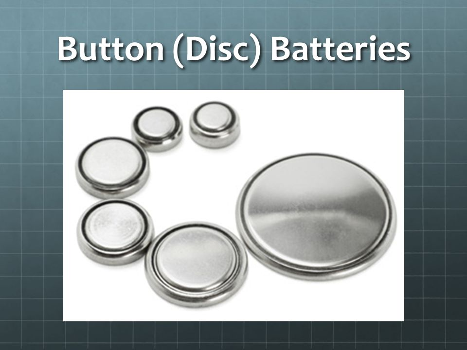 Ingestions on the rise due to increased usage in household products, appliances, and toys ESOPHAGEAL BUTTON BATTERY IS A MEDICAL EMERGENCY Animal studies: mucosal necrosis within 1 hour ulceration within 2 hours perforation as early 8 hours