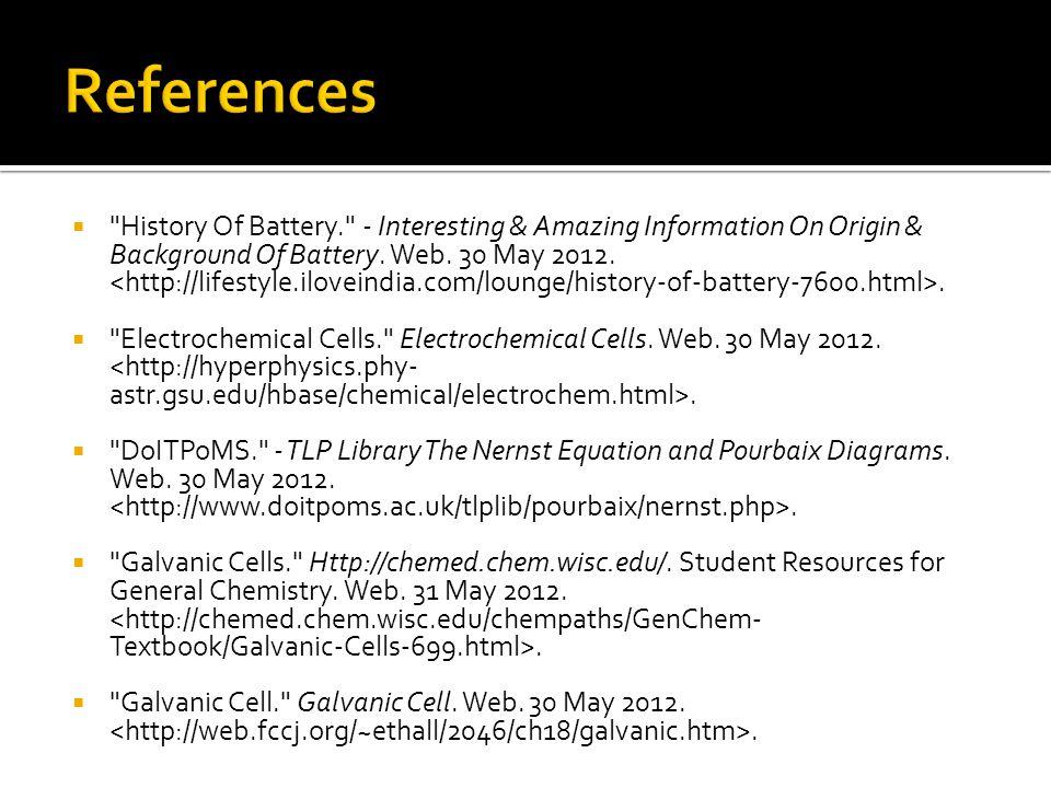 History Of Battery. - Interesting & Amazing Information On Origin & Background Of Battery.