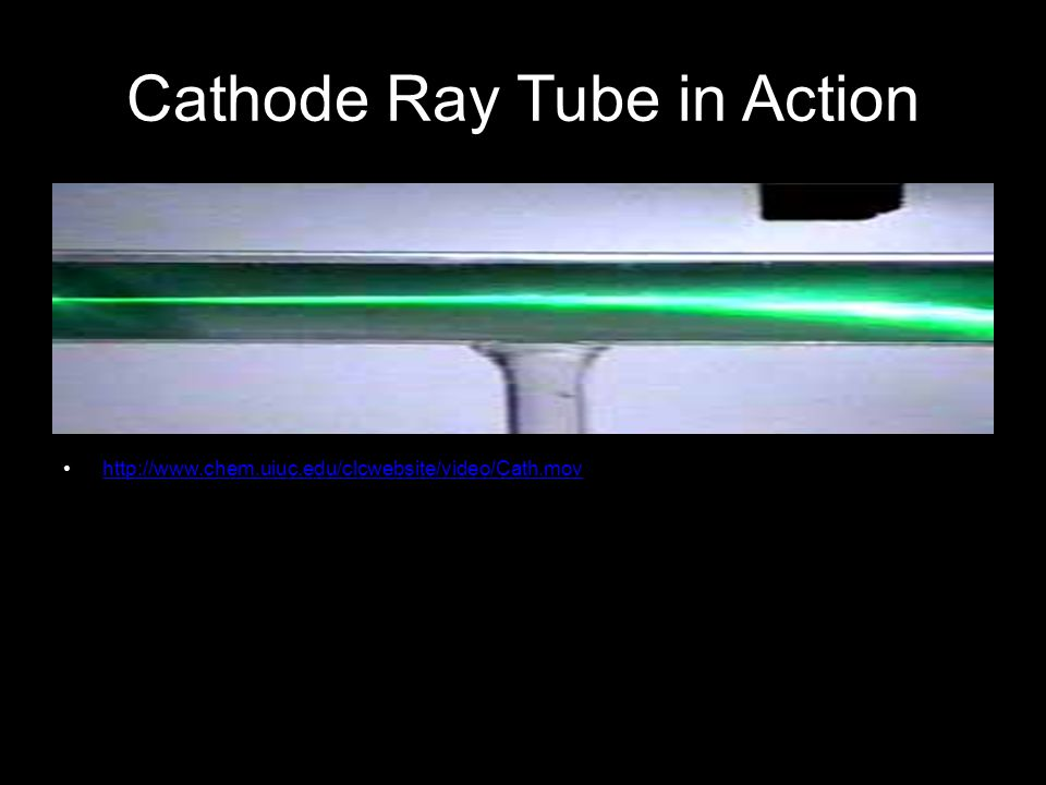 Cathode Ray Tube Cathode Tube Anode Stand Alligator Clip