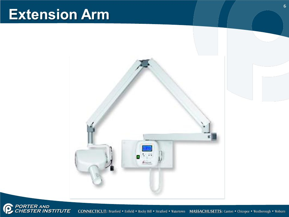 6 Extension Arm