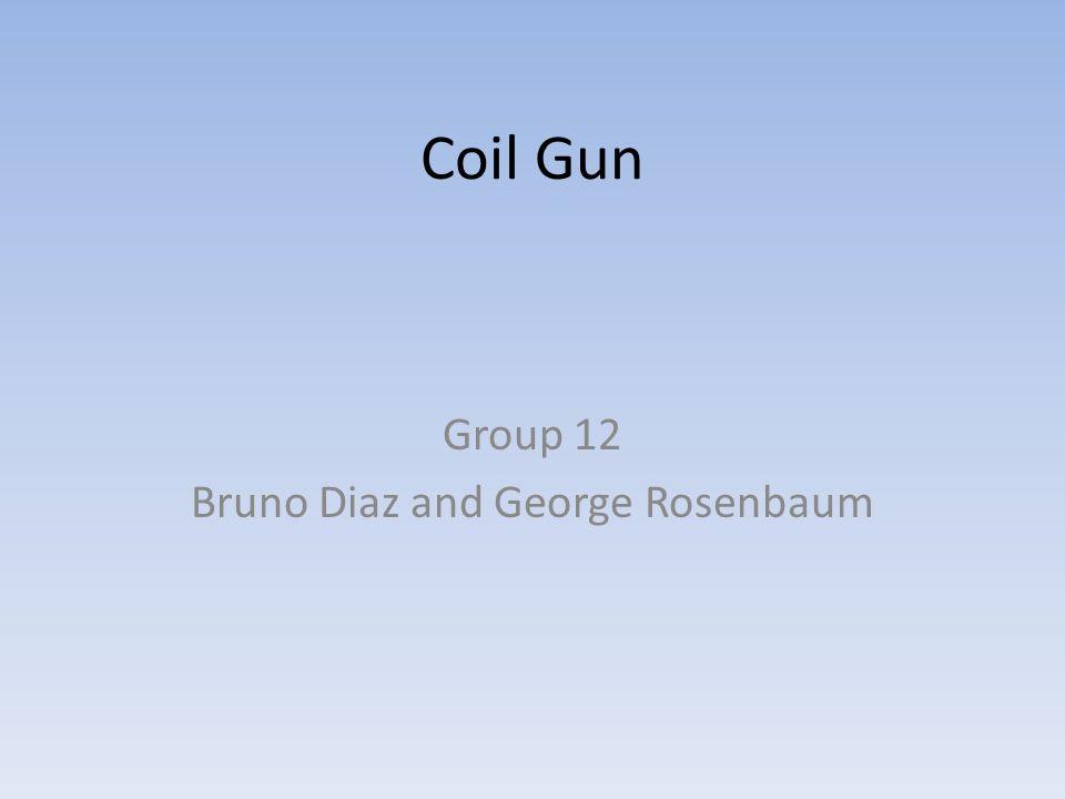 What is a coil gun.