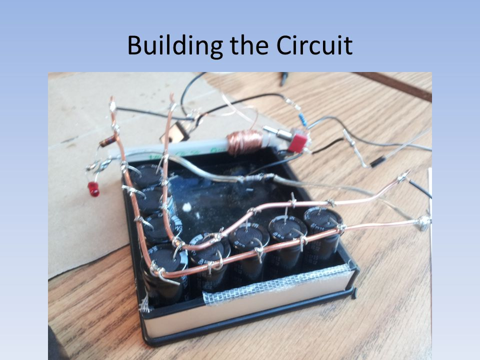 Building the Circuit