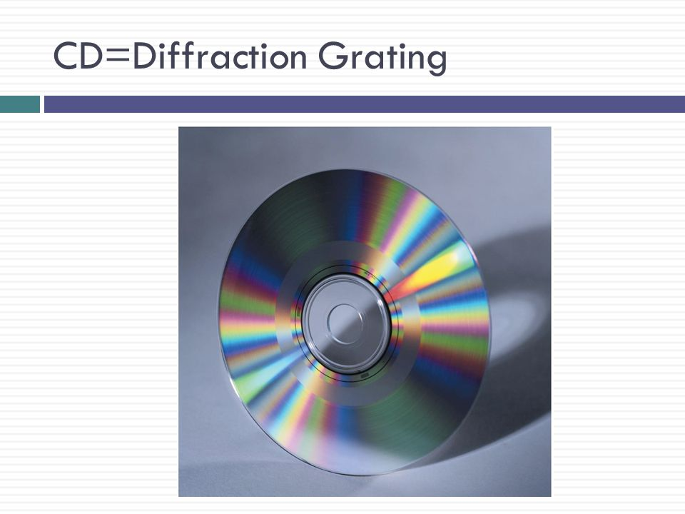 DIFFRACTION GRATING PATTERN
