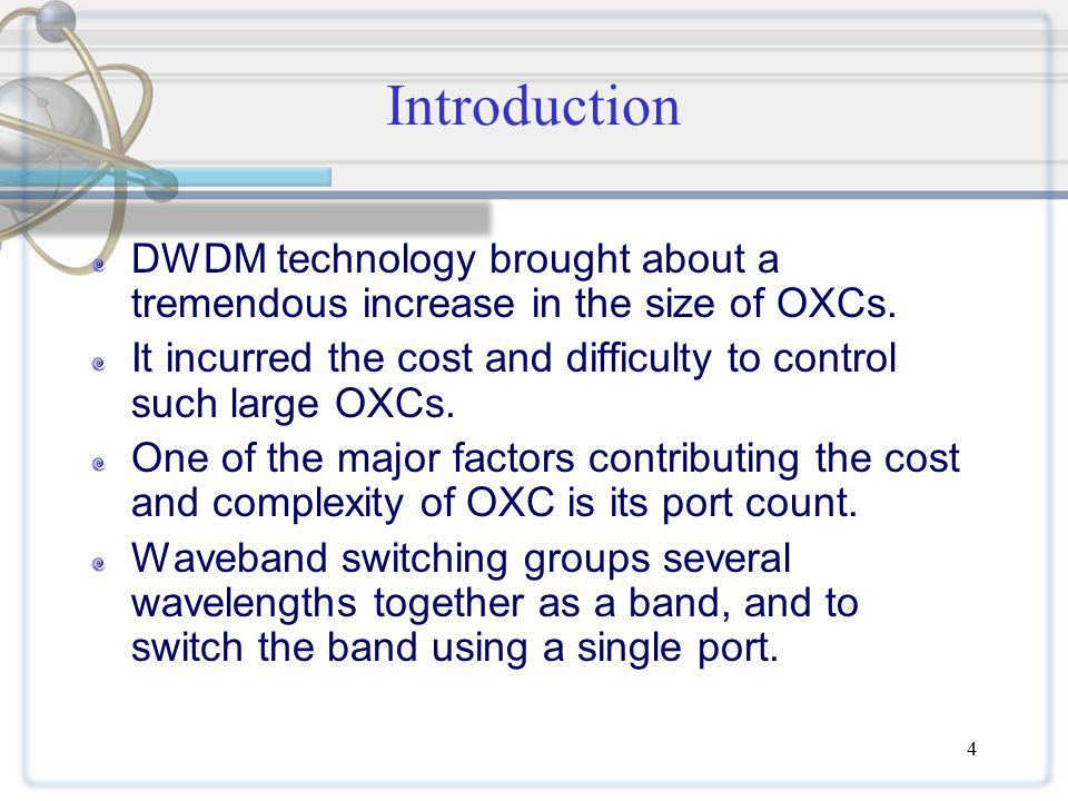 15 Waveband at node n