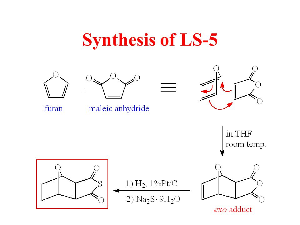 Synthesis of LS-5