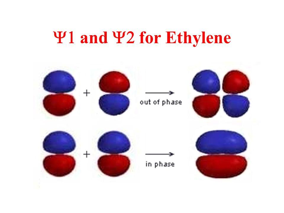  and  for Ethylene
