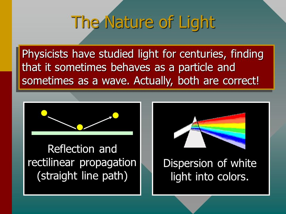 Summary (Continued) Total flux: F = 4  I Luminous intensity: Unit is the candela (cd)  A R The Steradian