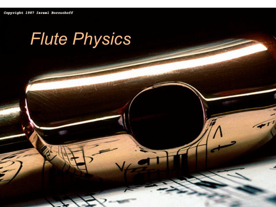 1 Flute Physics