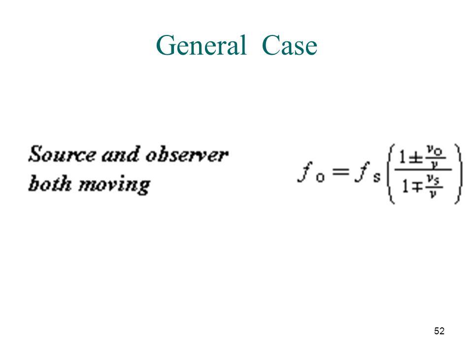 52 General Case
